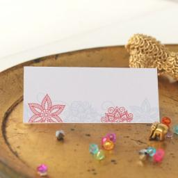 Kerala Collection Place Cards x 50