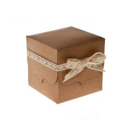 Kraft Favour Boxes - pack of 50