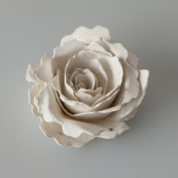 Handmade seeded paper flower CORSAGE Kit ( pack of 5 flowers)