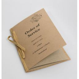 A4 Folded Cards with Matching Envelopes ( pack of 25)