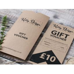 Gift Vouchers x 25