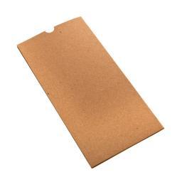 Kraft DL Sleeves (pack of 50)