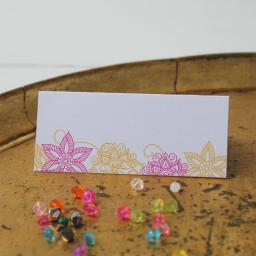 Taj Mahal Collection Place Cards x 50