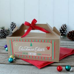 Christmas Gift Box - Christmas CHEER