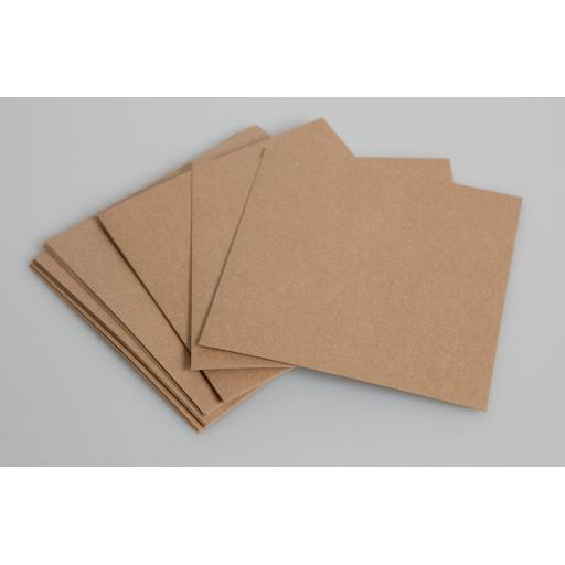Recycled card petal wallets INSERT cards ( pack of 50)