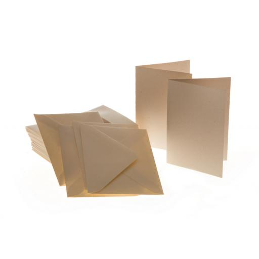 Cream C5 Envelopes (50 pack)