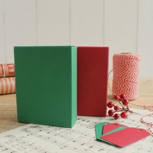 Rectangular gift boxes - pack of 25