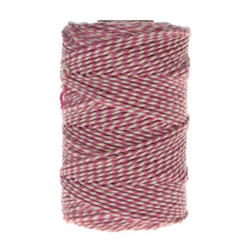 PALE PINK Bakers Twine - 20 metre spool