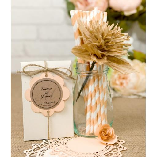 Cream Gift Box / Pouches - pack of 20