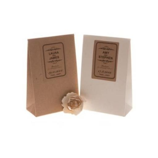 Brown Kraft Gift Box / Pouches - pack of 20