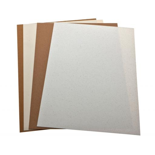 Vintage Cream Fleck A4 Card ( pack of 50 sheets) 225gm
