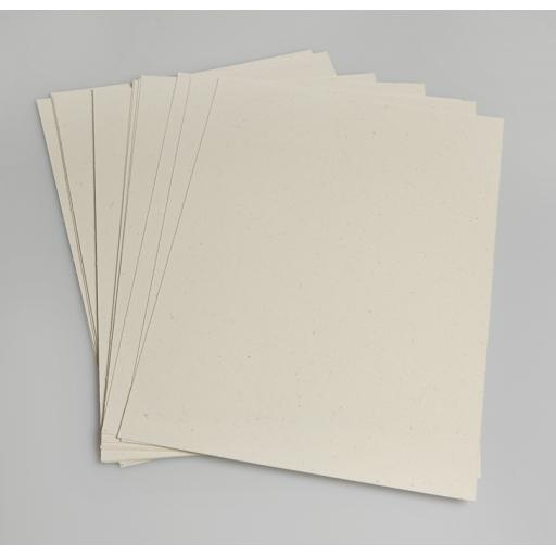 Vintage Cream Fleck Large Postcard 285gm (Pack Of 50)