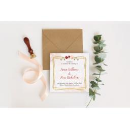 Blush & Burgundy - Square - 140mm Invite - LAYOUT Brown Envelope.jpg